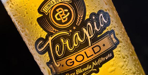 Terapia Gold - Bere blonda nefiltrata