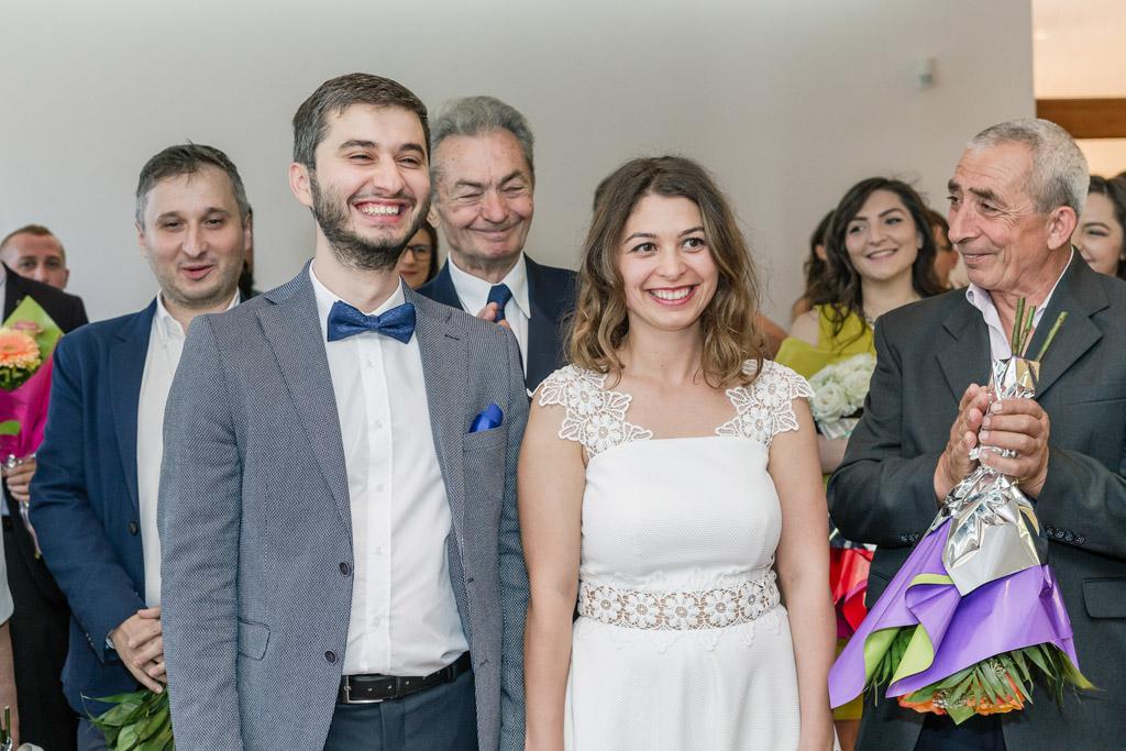 Fotograf Cununie Civila - Anca si Bogdan