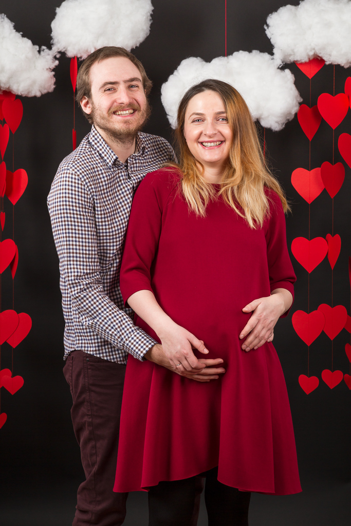 Sedinta foto Maternitate - Teo si Andrei